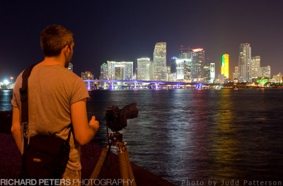 Photographing the skyline