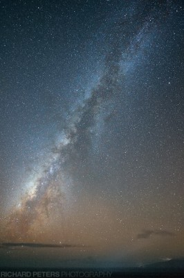 Milky Way, Maui, Hawaii
