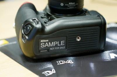 My hands on pre-production review of the Nikon D4 | Richard Peters