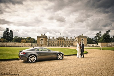 Wedding at Woburn Abbey. Guy Collier Photography