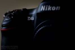 The Nikon D4s. King of the darkness. Just.